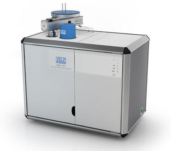 Dumas анализатор NDA 701 от Velp Scientifica