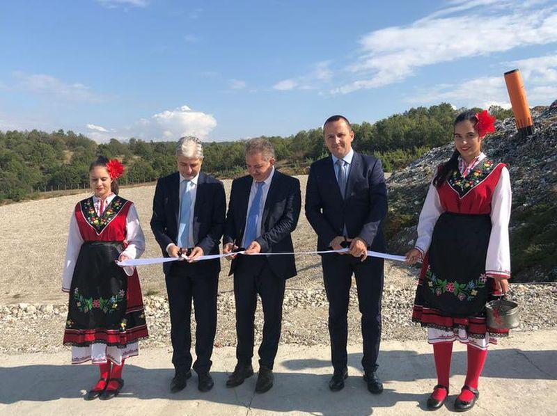 Откриха четвърта клетка на регионалното депо за отпадъци в Петрич