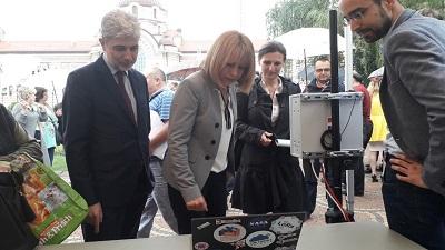 Столична община инсталира 22 сензора за мониторинг на чистотата на въздуха